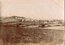 Marigny-L'Eglise . Nièvre  . photo ancienne de 1907