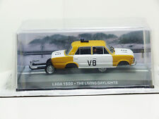 James Bond Car Collection 26 LADA 1500 - The Living Daylights & Magazine