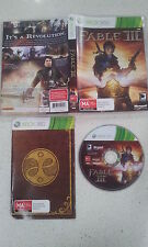 Fable III 3 Xbox 360 Game PAL