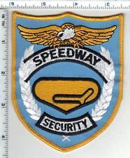 Speedway Security (Talladega Raceway, Alabama) Shoulder Patch - New