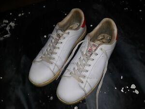 Scarpe Adidas vintage Stan Smith uomo 45 molto usate sneakers