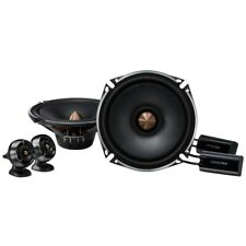 NEW Alpine 17cm Separate 2-way Speaker DDL-R170S Japan Import