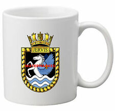 HMS JERVIS COFFEE MUG
