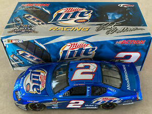 RUSTY WALLACE 2005 MILLER LITE 1/24 ACTION DIECAST CAR 1/8,880