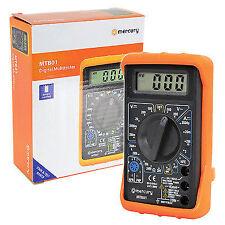 Digital Multimeter Test Meter Volt Amp Continuity Tester Mtb01