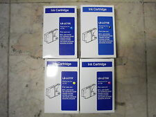 4 Color INK for Brother MFC-J5910DW MFC-J430W LC75 LC75BK LC75C LC75M LC75Y LC75