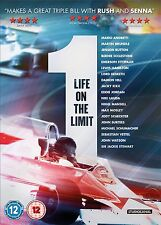Life on the Limit (New DVD) F1 Formula 1 One Mansell Lauda Vettel Ickx Andretti