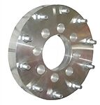 "AA-8650-10-285-PT 8Lug 6.50"" To 10Lug 285.75mm""x2.00""  Wheel  Adaptor ea"