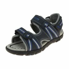 Boys' Shoes Eu 33 Uk 1 Good Used Condition Geox Boys Blue Sandals Size Clothes, Shoes & Accessories