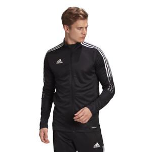 Men's Adidas Black Tiro 21 Track Jacket