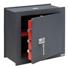 DOMUS IDEAL art.DI.6 COFFRE-FORT clé MURAL A42xL46xP22 Porte Manganèse 10 mm