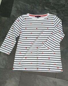 Crew clothing ladies t shirt 12 bnwot