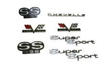 67 Chevelle SS 396 Emblem Kit