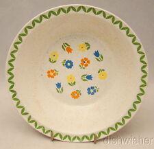 "Arklow Brendan Erin Stone IRISH SPRING T1032 Rimmed Cereal Bowl(s) 7"" RARE"