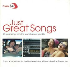 Capital Gold - Just Great Songs (2CDs)