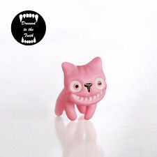 Pink Kitten Novelty Earring Single Fake Stretcher Cute UK Seller Free P&P