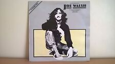 JOE WALSH + FOURS .      EP.