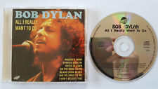 █▬█ Ⓞ ▀█▀ Ⓗⓞⓣ All I Really Want To Do Ⓗⓞⓣ Bob Dylan Ⓗⓞⓣ 14 Track CD UN 3011 Ⓗⓞⓣ