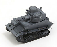 S-Model 1/72 MK.VIB Light Tank Captured By German Finished Product #CP0870