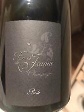 3 bt. CHAMPAGNE  Cedric Bouchard Roses de Jeanne PRESLES Blanc de Noirs 2011