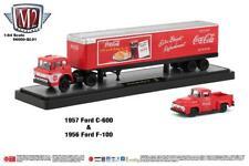 M2 Coca Cola Hauler QL01 '57 Ford C600 & '56 Ford F100 Pickup
