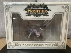 Monster Hunter Frontier Figure Espinas Rare Species Lottery (1/300 In World) New