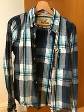 mens hollister shirt medium