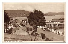 L@@K East Bay From Castle Hill Dunoon Scotland 1900's Postcard VGC  L@@K