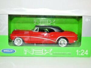 Welly Nex Models 1953 Buick Skylark Convertible