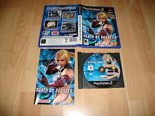 TEKKEN'S NINA WILLIAMS IN: DEATH BY DEGREES SEDUCCION LETAL PS2 USADO COMPLETO