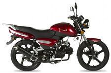 JUNAK 901 F NAKED BIKE 50ccm 4-Takt Motorrad Moped Mokick 5 Farben NEUFAHRZEUG
