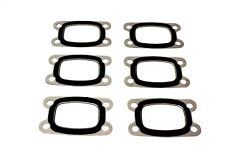 Exhaust Manifolds Gasket for Volvo D16 Engine 1543858 (6 PCS.)