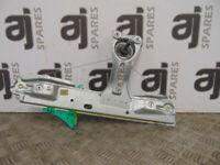 # VAUXHALL ASTRA ESTATE DRIVERS SIDE REAR MANUAL WINDOW REGULATOR 13260132 2014