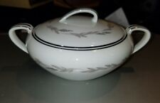 "NORITAKE China  ""GRAYWOOD"" #6041 -  Sugar Bowl"