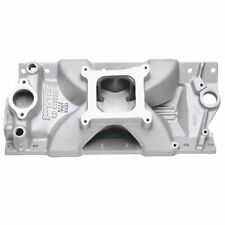 Edelbrock 2975 Victor Jr 23 Degree Intake Manifold Small Block Chevy