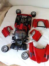 Ferrari enzo modello statico 1 10 de agostini