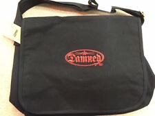 The Damned- Classic Logo Embroidered Canvas Bag