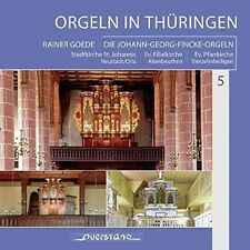 Organs in Thuringia 5, New Music