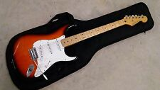 Fender Stratocaster Electric Guitar 1992 Made in Mexico MIM w/ Deluxe Gigbag