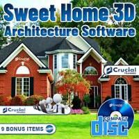 Sweet Home 3D Design Architect Software Home Kitchen Bed Bath Remodel Software