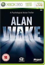 Alan Wake Brand NEW and Sealed XBox 360 FULL UK Version