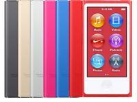 NEW Apple iPod Nano 7th / 8th Generation (16GB)
