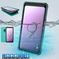 Samsung Galaxy S9 S8 Note 8 Waterproof Shockproof Dirtproof Slim Full Cover Case