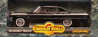 ERTL 1:18 American Muscle 1964 Chevrolet Impala SS Black Diecast Model #7838U