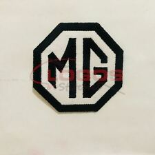 CLASSIC BRITISH SPORTS CAR MORGAN PLUS 6 8 4 MIDGET MG BADGE IRON SEW ON PATCH