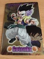 Carte Dragon Ball Z DBZ Gumica Part 4 #79 Silver Foil BANDAI 2004 MADE IN JAPAN
