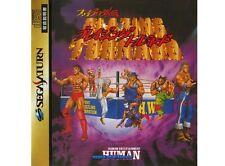 # Sega Saturn-Fire Pro Gaiden: Blazing Tornado (jap/jp) - como nuevo #