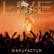 SALTATIO MORTIS Manufactum CD 2005