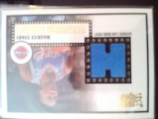 2005-06 Topps 1952 Style Hardwood Classics Maurice Evans Game-Worn Jersey