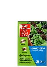 BAYER -MESUROL M PLUS KG 0.500 esca lumachicida metaldeide